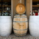 Lake Garda wine shop