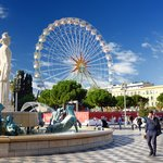 Stroll Nice's beautiful old plazas on a foodie tour