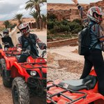 Quad & ATV Adventure in Marrakech Palm Grove