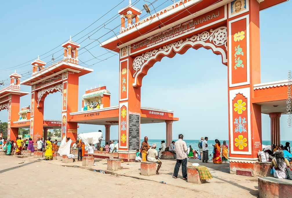 Rameswaram beach