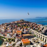 The seafront city of Kavala