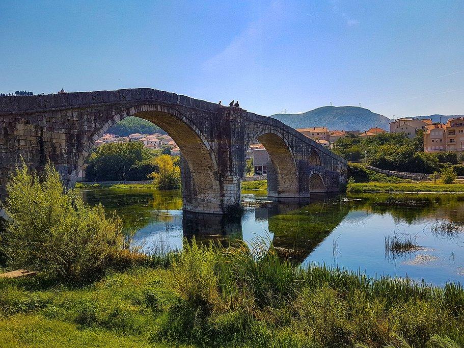 Arslanagića Bridge in Trebinje (c) Miljan Simonović