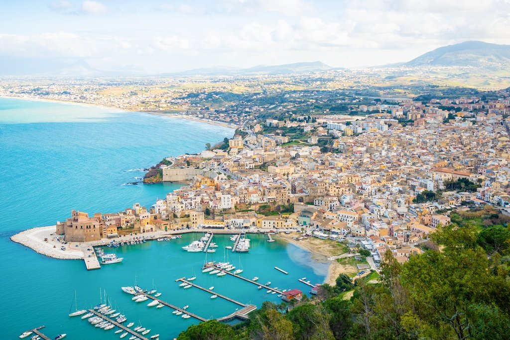 How to Get from Palermo to Trapani