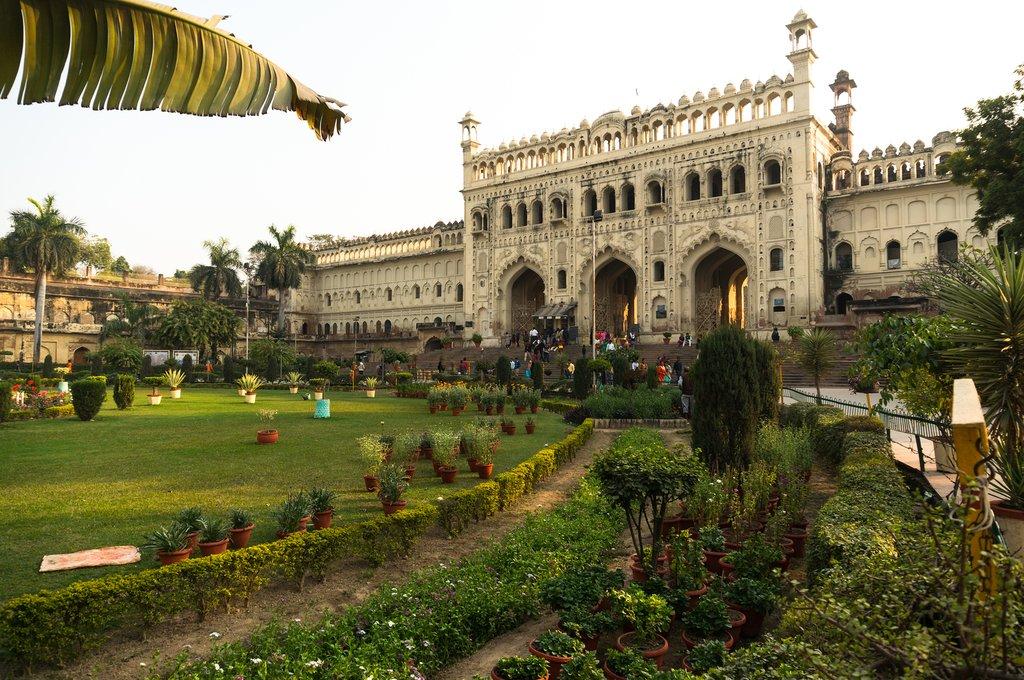 Visit Bara Imambara in Lucknow