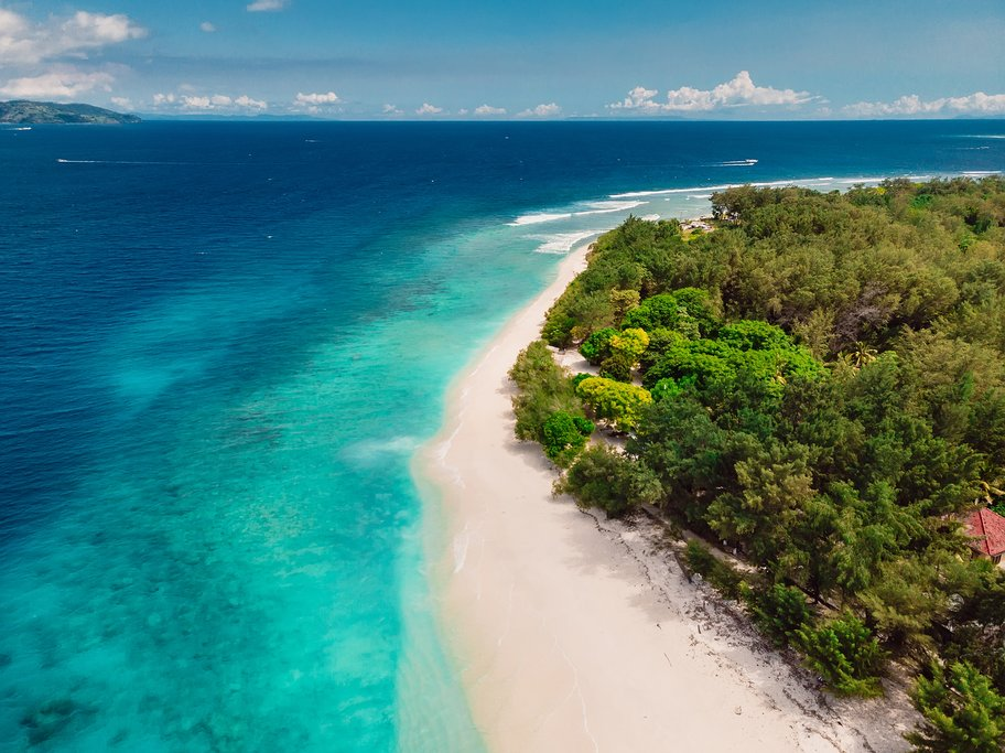 Make your way to tropical paradise on Gili Air