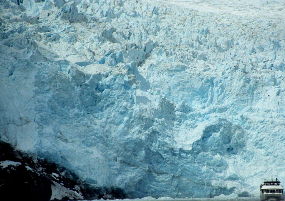 Aialike Glacier, Kenai Fjords NP, Alaska