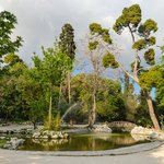 The National Gardens, Athens
