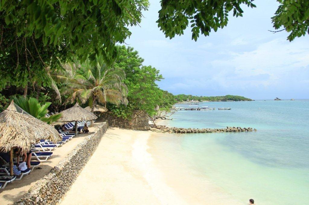 Majagua island