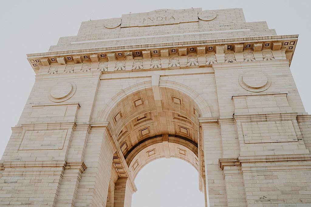 India gate at Rajpath