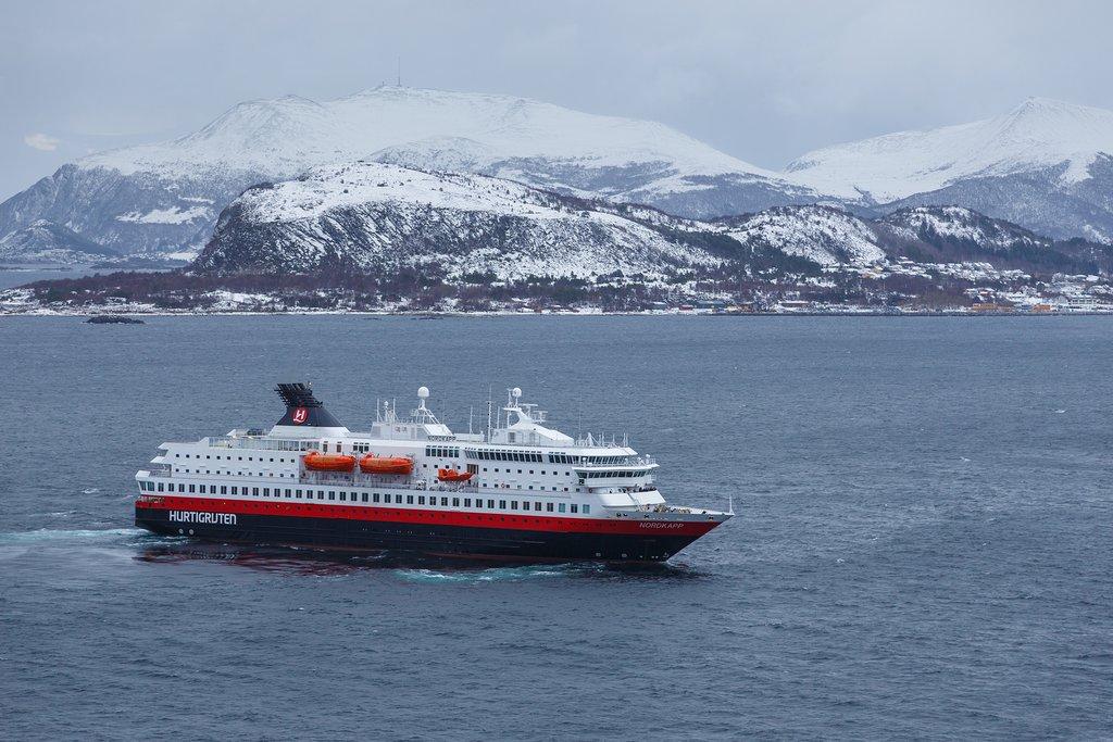 The mighty Hurtigruten