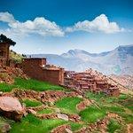 Berber Villages in the Atlas