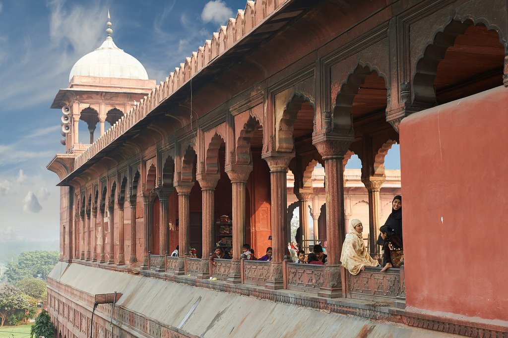 Delhi is a fascinating blend of old and new, from the culture to the architecture