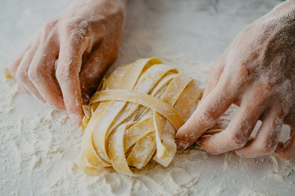 Learn How to Make Traditional Italian Pasta