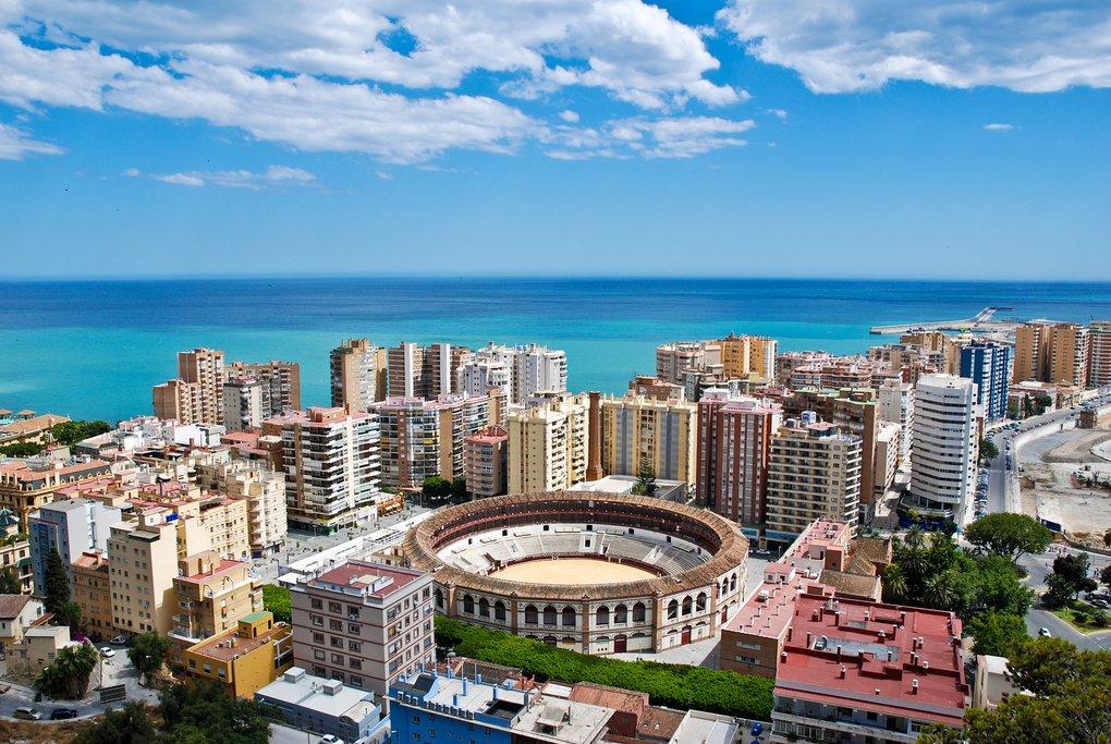 Welcome to Málaga