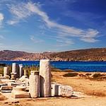 Delos & Rhenia Day Cruise from Mykonos