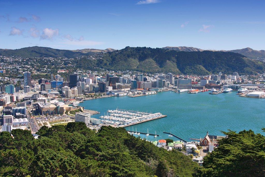 Board the Interislander Ferry from Wellington Harbour