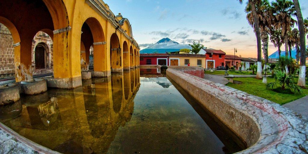 Tanque de La Unión, Antigua Guatemala.