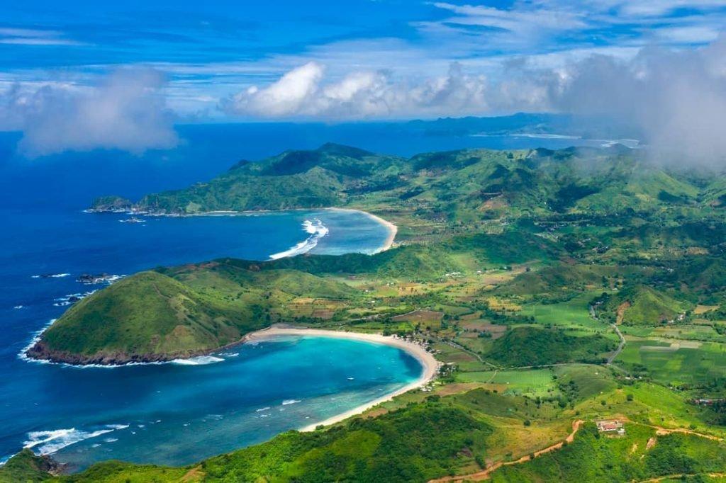 Check out the tropical Mawun Beach