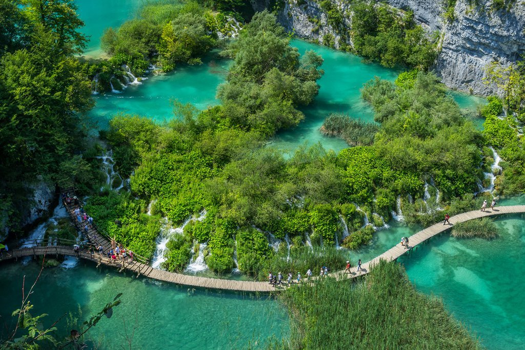 How to Get from Lake Bled to Plitvice Lakes National Park