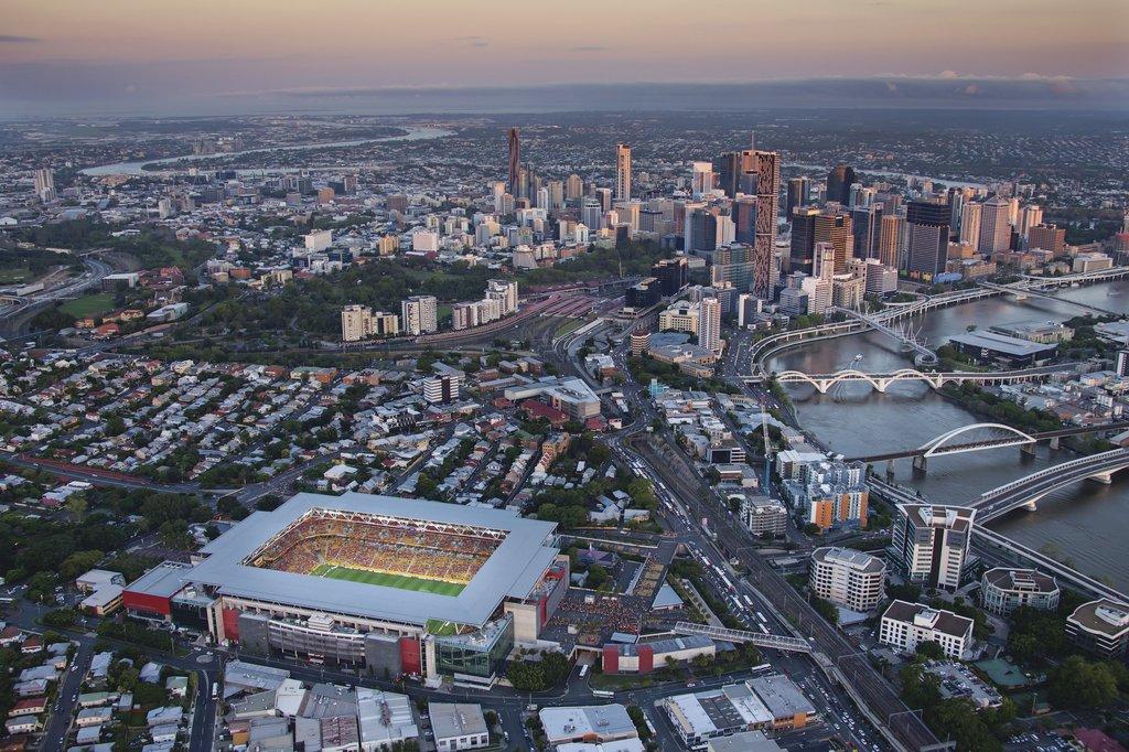 Goodbye Brisbane
