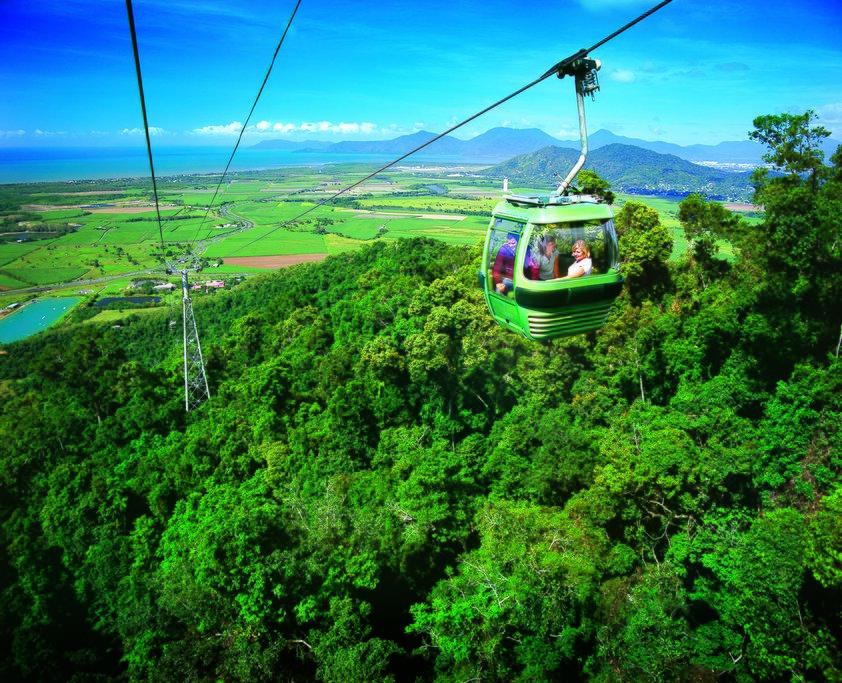 Skyrail, Cairns