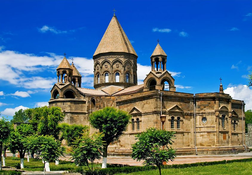 Cathedral of Ejmiatsin