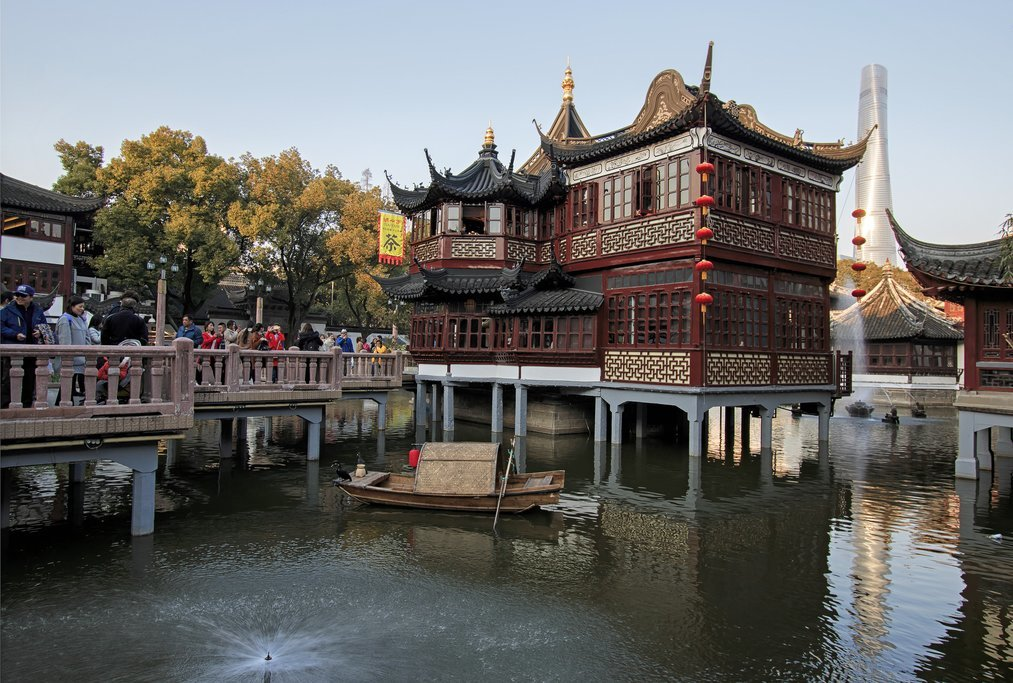 How to Get to Shanghai