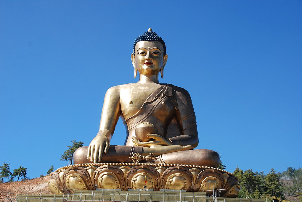 The Buddha Dordenma