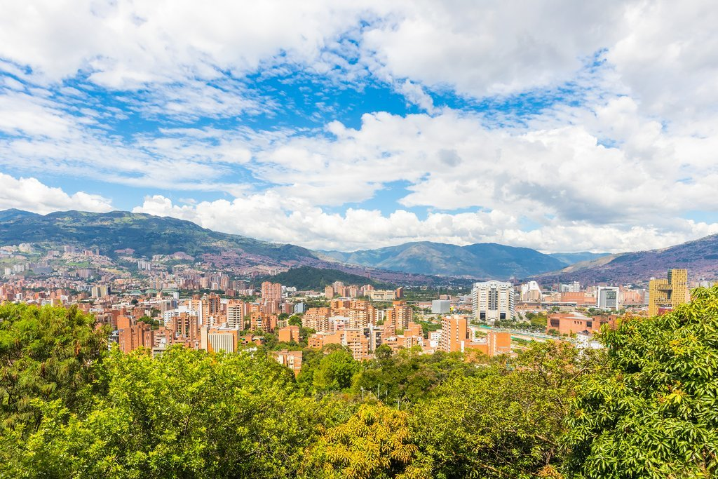 How to Get from Pereira to Medellín
