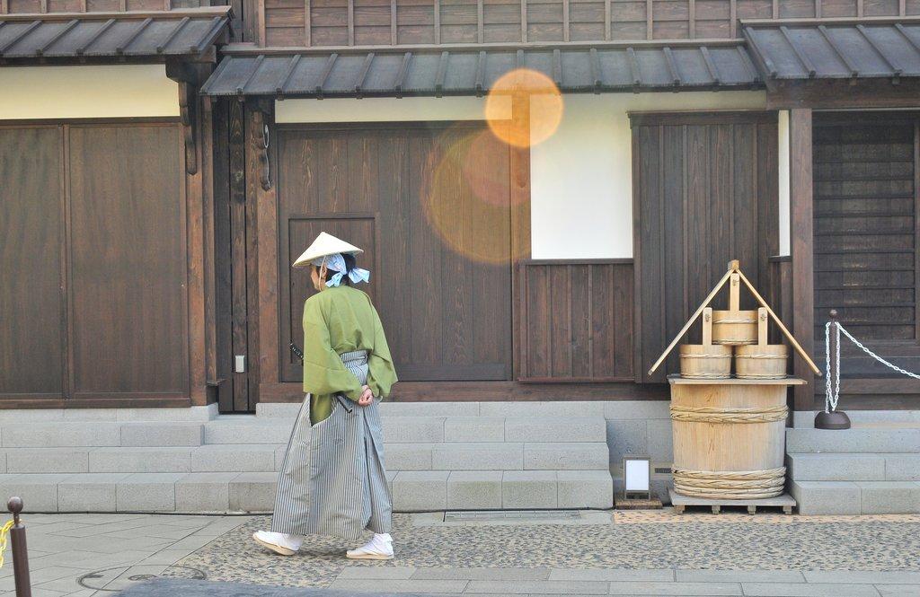 A local in Dejima