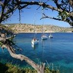 Yacht Cruise to Delos and Rhenia island