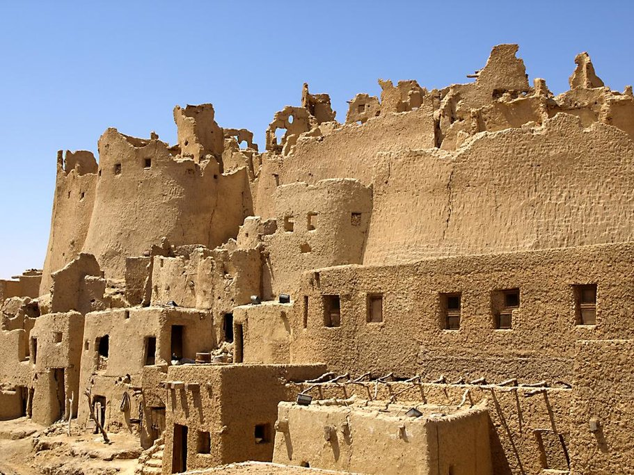El Alamein Military Base, Egypt