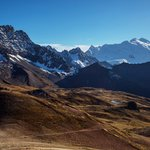 Views from the hike of Vinicunca
