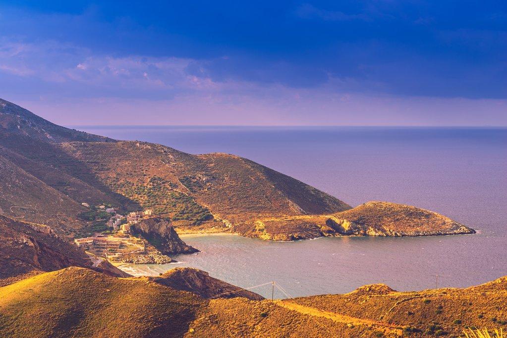 The Mani peninsula