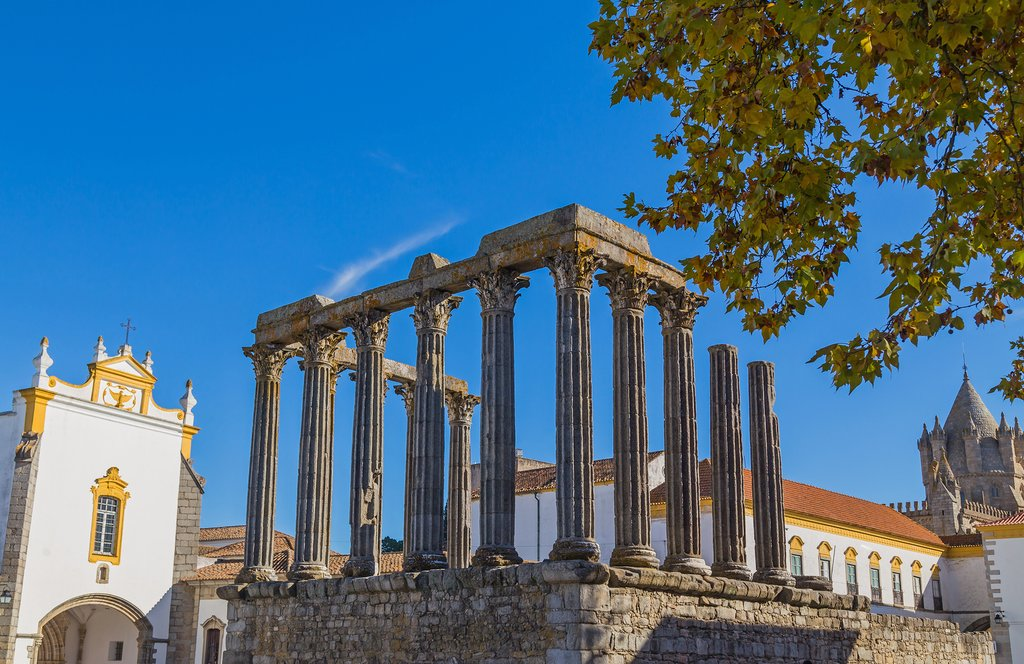 Evora, Temple of Diana