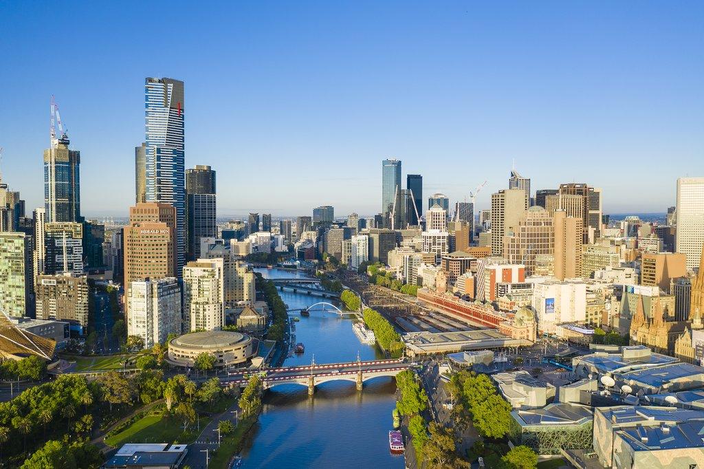 Australia - Melbourne - CBD