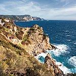 Clifftop views from Paleokastritsa