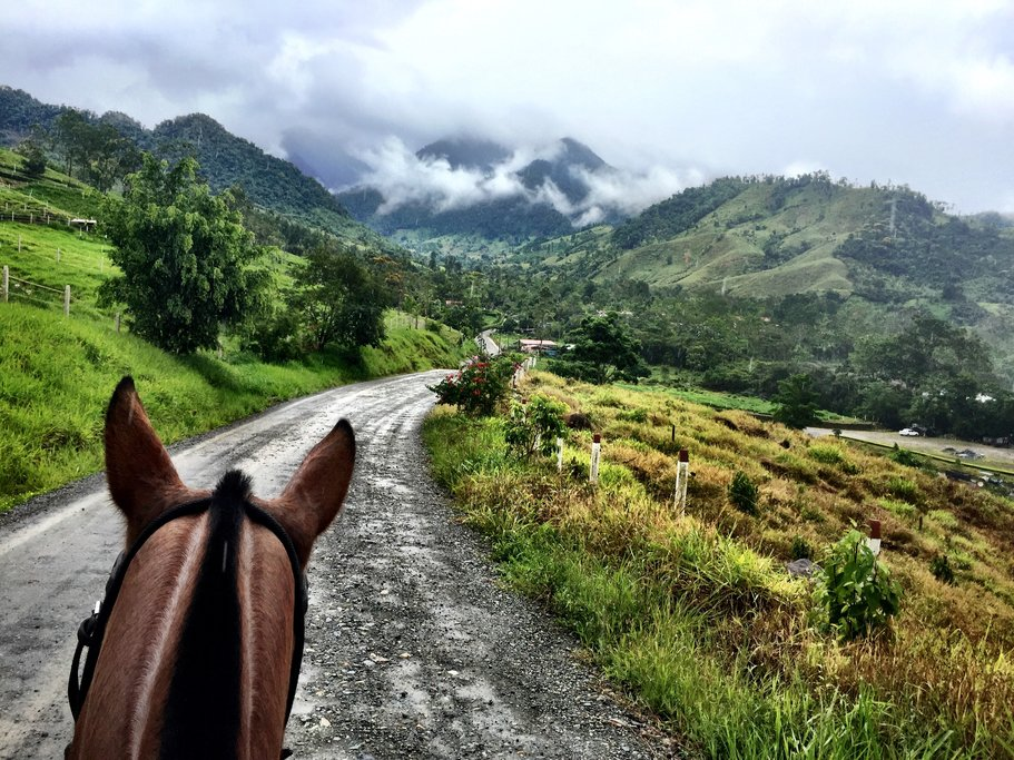 Horseback Riding in San Isidro del General