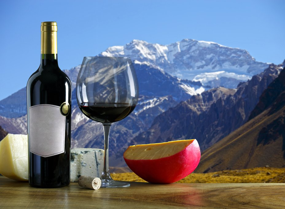 Mendoza is the heart of Argentina's wine region