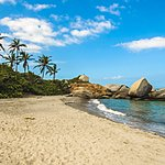 Arrecifes Beach, Tayrona