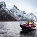 Winter Fjordsafari in Flåm