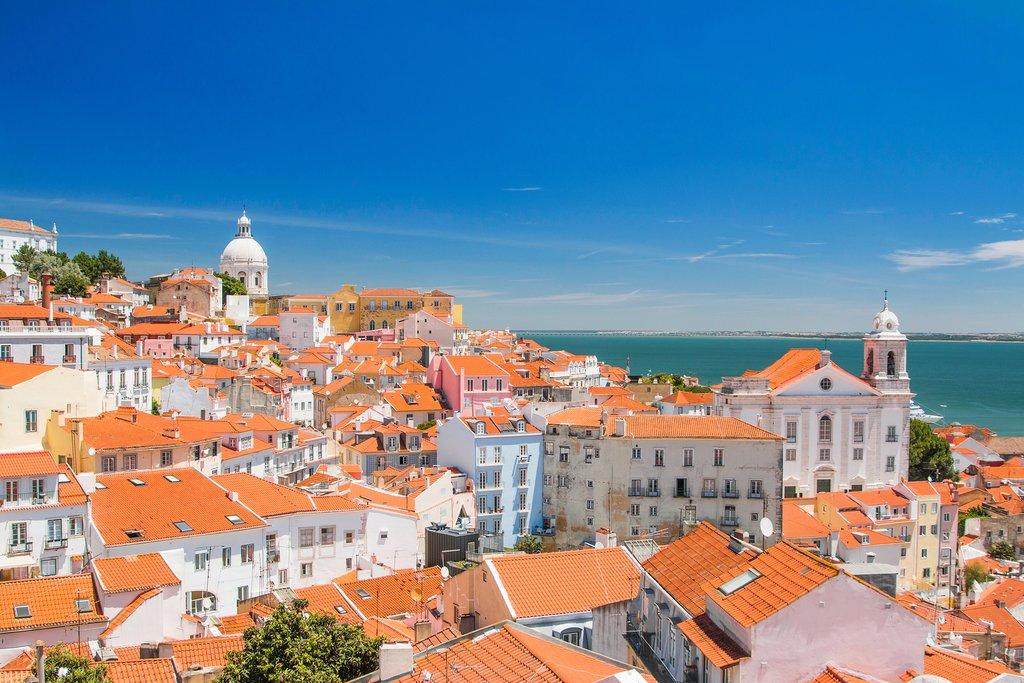 Portugal's scenic capital