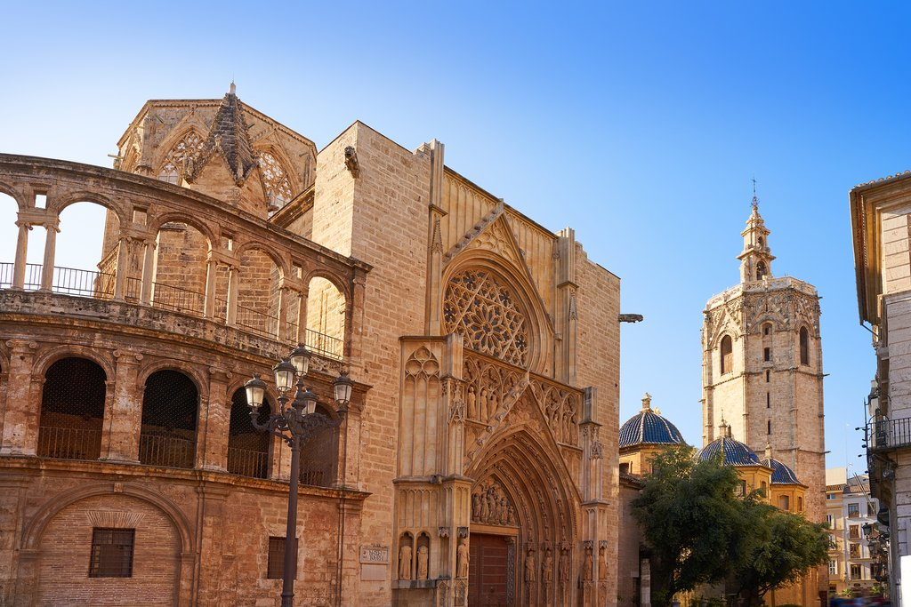 The Valencia Cathedral