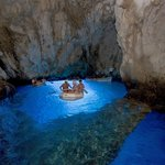 The Blue Cave or Modra špilja
