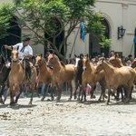 Gaucho tradition in San Antonio de Areco