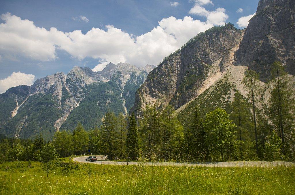 How to Get from Kranjska Gora to Trenta