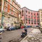 Historic Naples city center