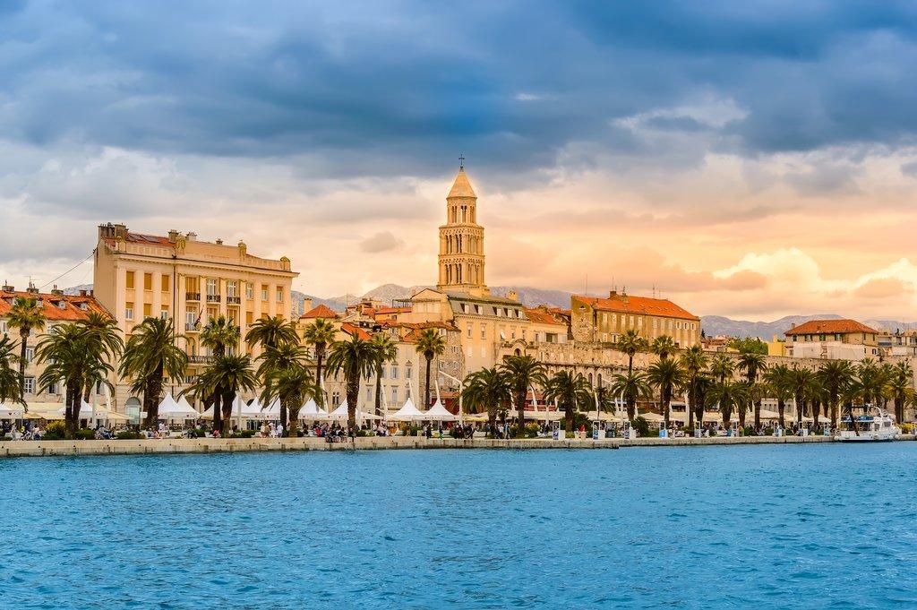 Harbor Promenade, Split