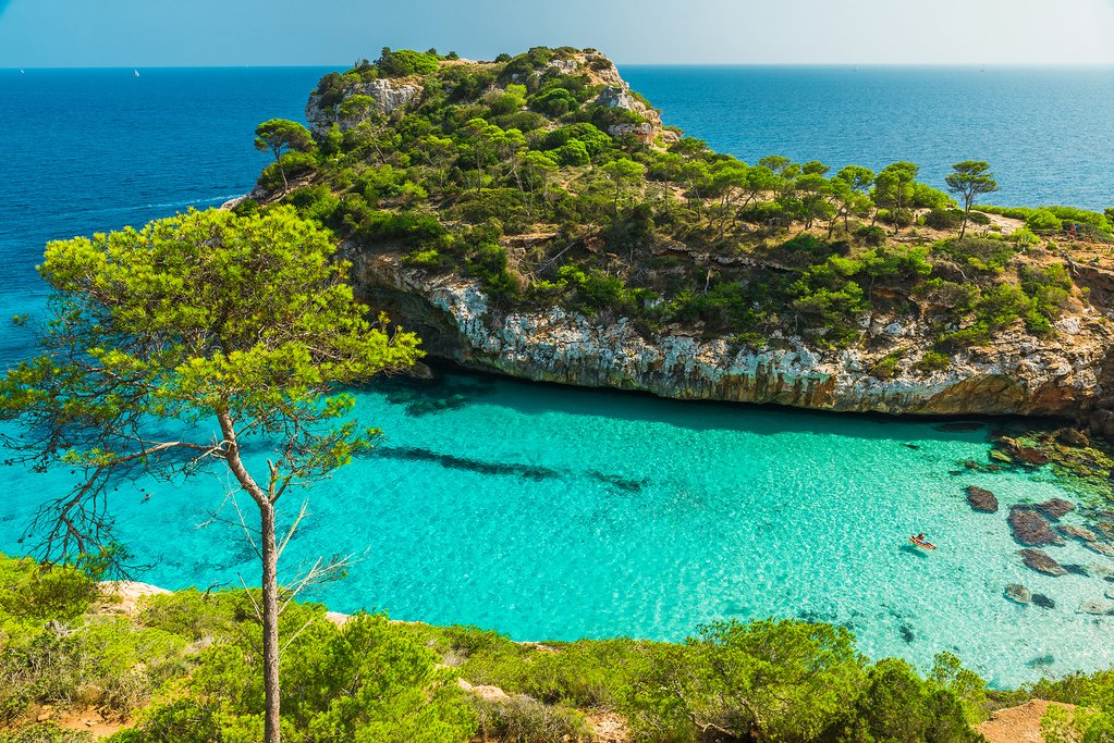 Beautiful Beaches of Mallorca