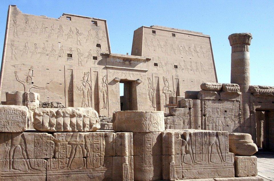Horus Temple in Edfu